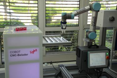 HLS COBOT CNC-Belader light