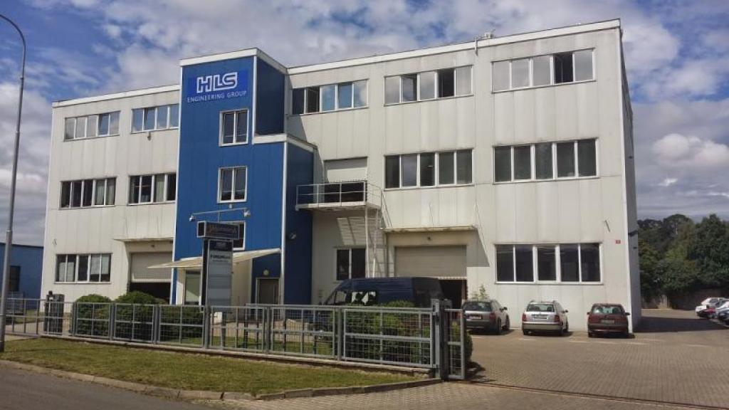 HLS Engineering Group in Mladá Boleslav, Czech Republic