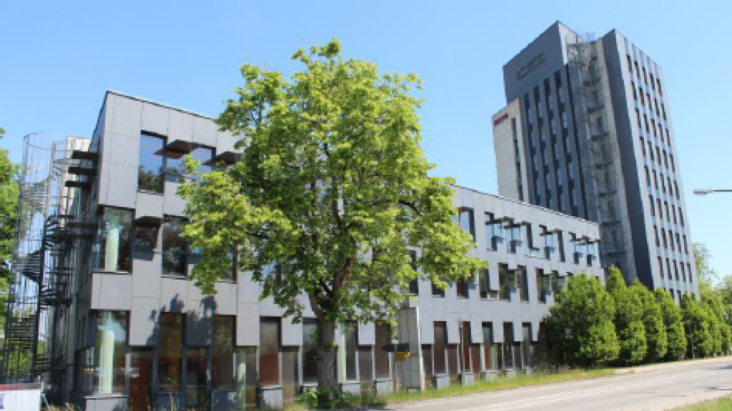 HLS SACHA GmbH in Gersthofen